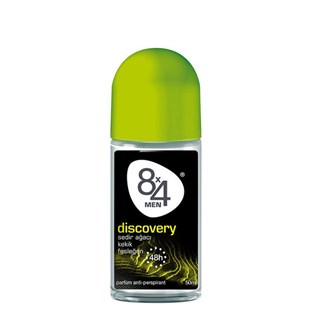 8x4 Erkek Roll On Deodorant 50 ML Discovery