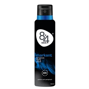 8x4 Men Deodorant 150 ML Markant