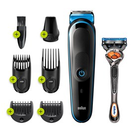 Braun All In One Trimmer 3 Kit 7in1 Traş Makinesi MGK 3245