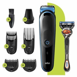 Braun All In One Trimmer 5 Kit 7in1 Traş Makinesi MGK 5245