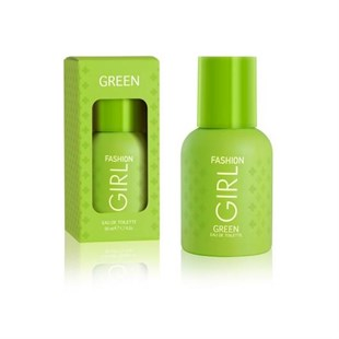 Fashion Girl EDT Kadın Parfüm 50 ML Green