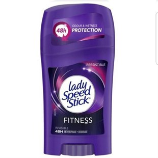 Lady Speed Stick Fresh Fitness Invisible Deodorant 48H Irresistible