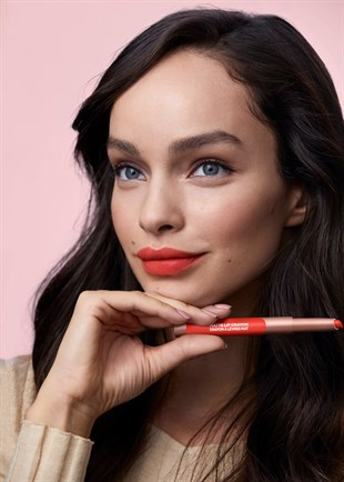 Loreal Paris Infaillible Matte Lip Crayon Kalem Mat Ruj - 103 Maple Dream