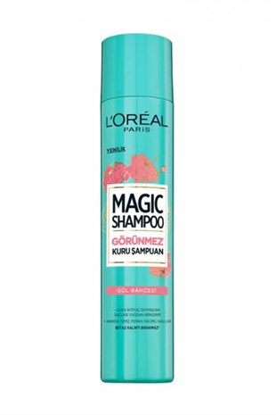 LOreal Paris Magic Shampoo Gül Bahçesi 200 ML