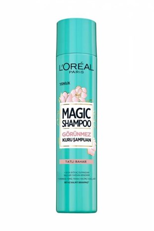 LOreal Paris Magic Shampoo Tatlı Bahar 200 ML