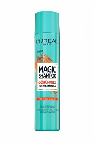 LOreal Paris Magic Shampoo Tropikal Dalga 200 ML