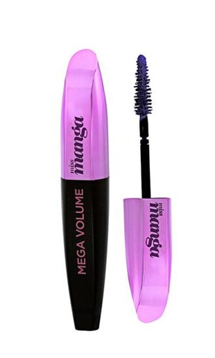 Loreal Paris Mega Volume Miss Manga Mascara Purple
