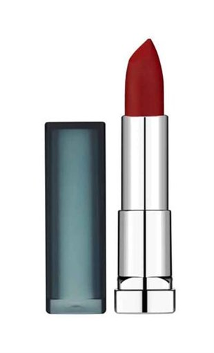 Maybelline New York Color Sensational Kremsi Mat Ruj - 970 Daring Ruby - Kırmızı