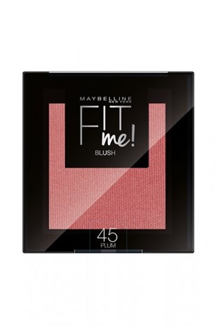 Maybelline New York Fit Me Allık 45 Plum