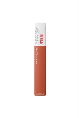 Maybelline New York Ruj Super Stay Matte Ink Liquid No 75 Fıghter