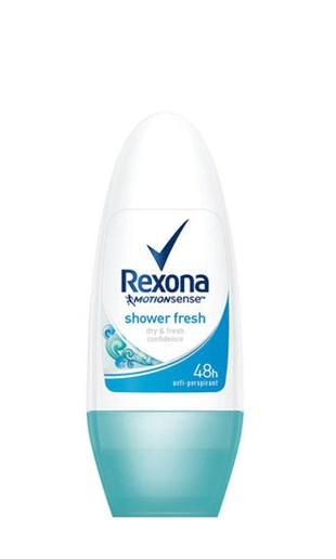Rexona Kadın Roll-On Shower Fresh Clean