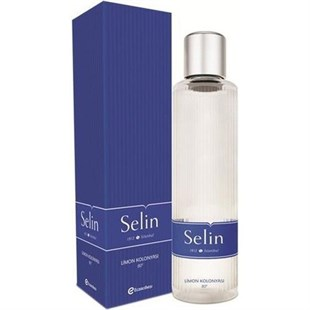 Selin Kolonya 200 ML Limon Pet Şişe
