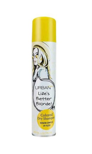 Urban Care Color Blonde Kuru Şampuan 200 ML