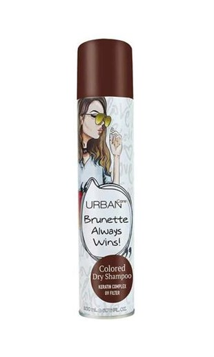 Urban Care Color Brunette Kuru Şampuan 200 ML